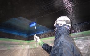 炭素繊維補強工事